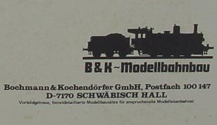 Bochmann & Kochendörfer