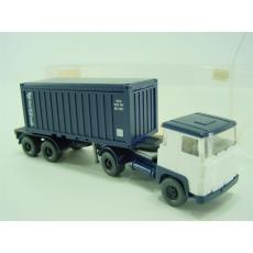 HO 22 526  20ft Container Sattelzug ICL
